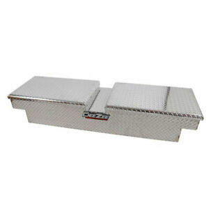 Dee Zee Red Label Gull Wing Tool Box Brite Tread For Universal Full Size Truck