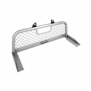 Deezee Ultramesh Headache Rack Al For Gm ford dodge Full Size Truck Front Of Bed