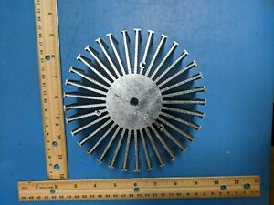 Heatsink Round For Power Led 6 X 1 5 Silver Color