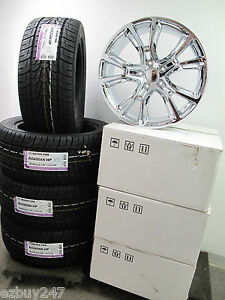 20 New Jeep Grand Cherokee Srt8 Specs Chrome 20x10 Rims 9113 Tires Set Of Four
