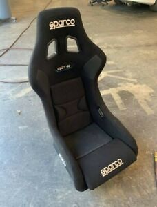 Sparco Competiton Qrt R Racing Seat 008012rnr