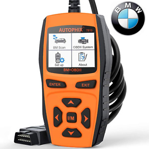 Autophix 7810 Bmw Full Systems Scanner Obd2 Code Reader Diagnostic Scan Tool