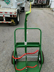 Sumner High Rail Cylinder Cart sumco1