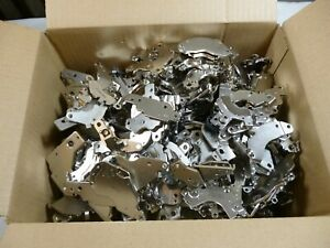 19 Lbs Neodymium Rare Earth Hard Drive Magnets Scrap Mixed From Older Hd