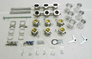 Individual Throttle Body Itb For Watercooled Porsche 911 Boxster By Obx