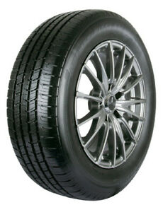 4 New Kenda Kenetica Touring A S 102h 60k Mile Tires 2256517 225 65 17 22565r17