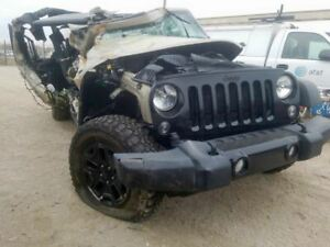Wheel Vin W 6th Digit Jk Body 17x7 1 2 10 Slot Fits 17 18 Wrangler 945918