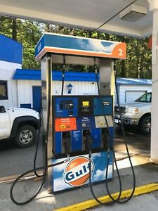 Gilbarco Gas Diesel Pumps c Store Fuel Dispenser