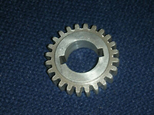 New Atlas Craftsman 10 12 Inch Lathe Oem Factory 24 Tooth Change Gear 9 101 24a
