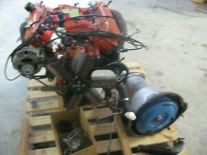 Mopar Dodge Plymouth Cuda Charger A B E Body Hp 440 Engine 727 K Member