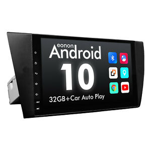 9 Android 10 For Bmw 3 Series E90 e93 Car Video Stereo Gps Navi Radio Head Unit