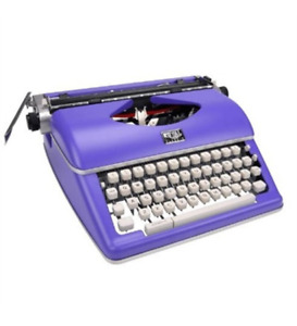 New Royal 79119q Manual Typewriter