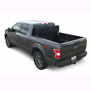 Leer Hf650m Hard Fold Tonneau Cover Matte Black For Toyota Tacoma 16 20 5 Bed
