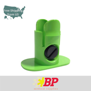 Statgear S3 Stat Stethoscope Tape Securing Holder Green