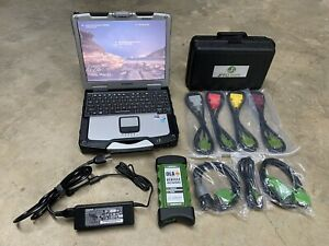 Diesel Diagnostic Cf 30 Laptop W New Noregon Dla 2 0 Jpro Adapter 120gb Ssd