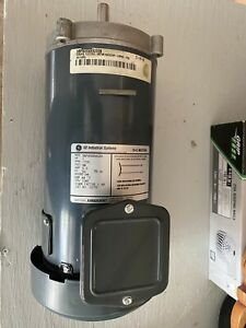 Ge Dc Motor Model 5bpa56rag8a 1hp