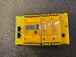 Pilz 772100 Safety Relay And Modules 772140 772142 772170 772130