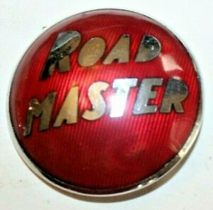 1946 Buick Roadmaster Bumper Emblems Nos Never Used