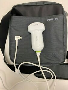 Phillips Lumify C5 2 Broadband Curved Array Transducer Portable Ultrasound
