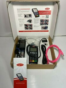 Ingenico Ict220 11p2372a Credit Card Machine With Emv chip Reader Black New