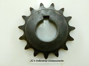 Sprocket 100 Pitch 15 Tooth 2 7 16 Bore Martin 100b15