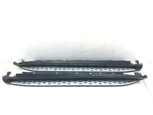 2013 2016 Mercedes Gl63 Amg X166 Running Board Set Left And Right Oem 2014 2015