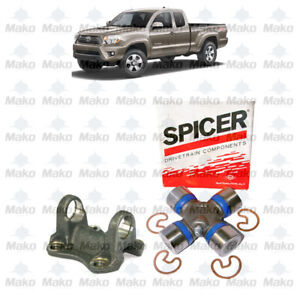 Flange Yoke 66x66mm Fits Toyota Tacoma 2wd Spicer 1330 Universal Joint 5 213x