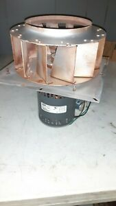 Fasco 71830480 208 230 Volt 1 4 Hp 3200 Rpm Hvac Blower Motor With Fan P4848b