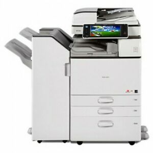 Ricoh Mp2554 Office Business Copier Printer Scanner Ultra Low Meters 75k