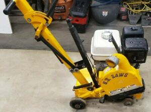 U s saws Js 131 Gas Walk Behind Joint Cleanout Saw