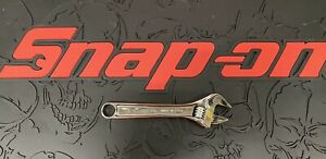 Snap on Tools 6 Adjustable Wrench 150mm Ad6b Brand New