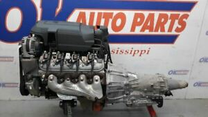 4 8 L20 Ls Engine With 4l60e Transmission Pullout 2010 Chevy Silverado Sierra