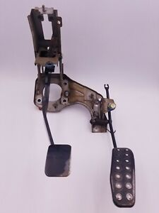 90 97 Mazda Miata Gas Brake Pedal Assembly Lever Right Side Bracket Stock Oem