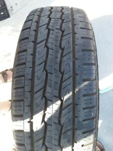 Used Like New 4 General Grabber Tires At2 Lt235 75r15