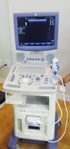 Ge Logiq P5 Ultrasound Machine e