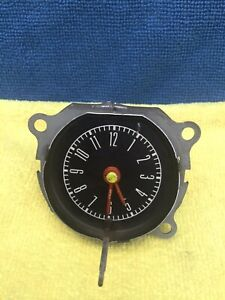 1967 1968 Mustang In Dash Clock for Parts Only