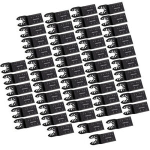 50 Pieces Universal 34mm Oscillating Multi Tool Saw Blades Brand Newest