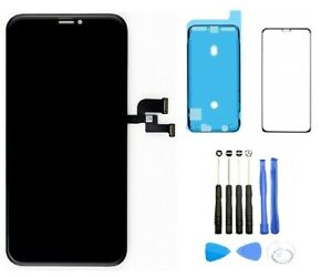 US For iPhone X XR XS Max 11 Pro OLED LCD Touch Screen Digitizer Replacement Kit $74.95