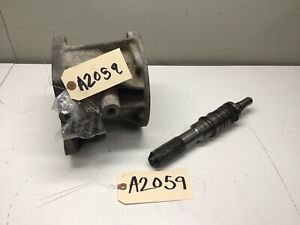 Ford 4r70w 4x4 Automatic Transmission Transfer Case Adapter Output Shaft
