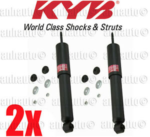 Kyb 2 Front Gas Shocks Ford F150 4wd 1997 To 2003 4x4 344368