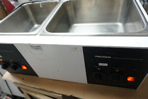 Precision 188 Water Bath Waterbath Variable Temperature Dual Stainless 115