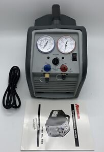 Robinair Rg6 Portable Refrigerant Recovery Machine Free Shipping Within Usa