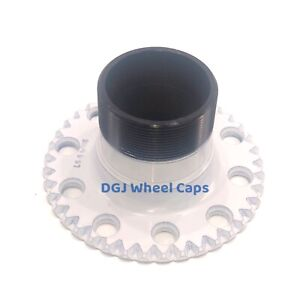 One Left 5 Lug 5x5 5 135 Lowrider Wire Wheel Adapters