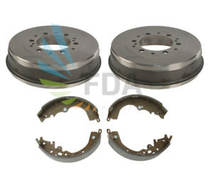 For Toyota Tacoma Rear Brake Drum S Shoe S For Models With 6 Lug Drum