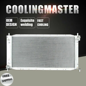 Aluminum Radiator For Ford Expedition F 150 F 250 Series 97 98 Xl Xlt Lariat V8