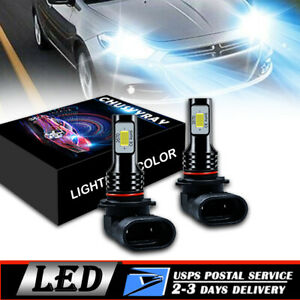 For Dodge Dart 2013 2014 2015 Led Headlight Bulbs 8000k Blue High