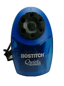 Bostitch Quietsharp 6 Heavy Duty Classroom Electric Pencil Sharpener Tested