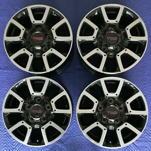 Toyota Tundra Trd Oem 18 Wheels Sequoia Land Cruiser Excellent Condition