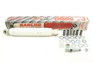New Rancho Shock Absorber Front Add on Rs5008 Dodge Ram 1500 2500 4wd 1994 2002