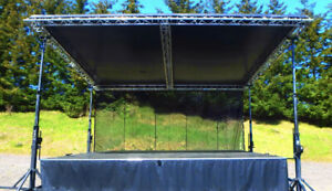 Mobile Stage Trailer 18 x20